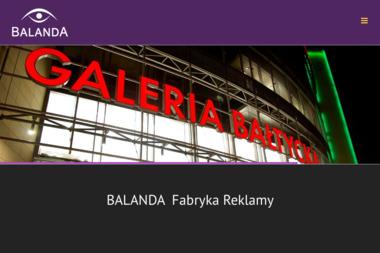 Balanda Sp. z o.o. - Agencja Marketingowa Chwaszczyno