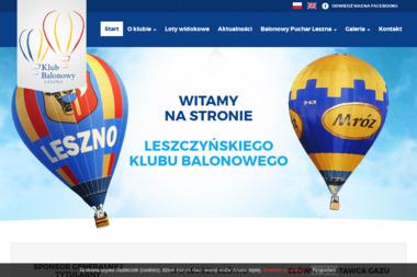 Leszczyński Klub Balonowy - Joga Leszno