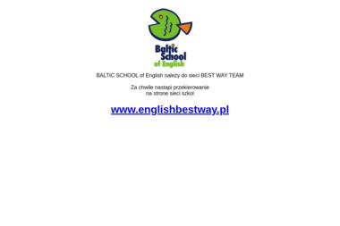 Baltic School of English - Lekcje Angielskiego Grodzisk Mazowiecki