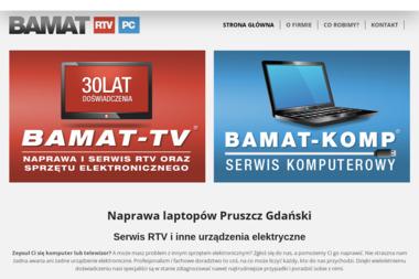 BAMAT - Naprawa Telewizorów Gdańsk