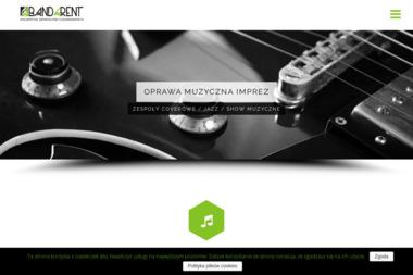 Band4Rent - Zespoły Coverowe i Jazzowe - Zespół na Sylwestra Kraków