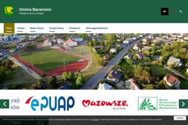 Gminny Ośrodek Pomocy Społecznej w Baranowie - Pomoc domowa Baranowo