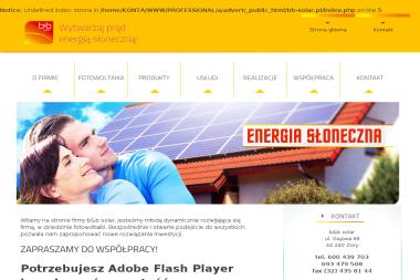 B&B Solar - Energia Odnawialna Żory