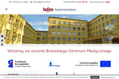 Brzeskie Centrum Medyczne - Psycholog Brzeg