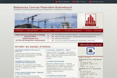 Białostocka Centrala Materiałów Budowlanych - Skład budowlany Ełk