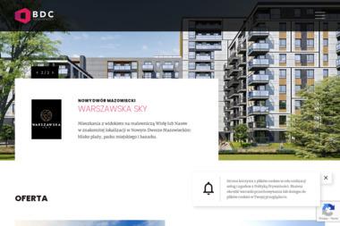Bdc Development II Sp. z o.o. - Budowa domów Nowy Dwór Mazowiecki