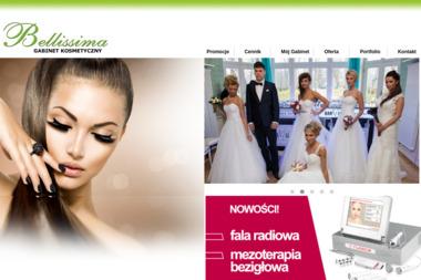 Kosmetyczka Bellissima Gabinet Kosmetyczny Czechowice Dziedzice