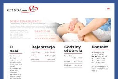 Centrum Medyczne Beluga Med - Fizjoterapeuta Kraków