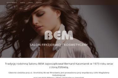 Bem Salon Fryzjersko Kosmetyczny S.C. Elżbieta Kaczmarek Bernard Kaczmarek - Salon kosmetyczny Wrocław