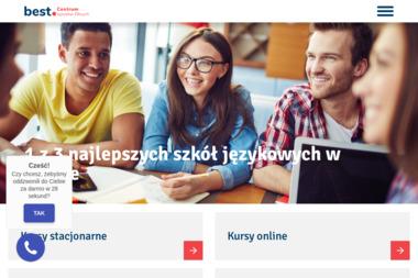 Centrum Języków Obcych Best - Tłumacz Języka Angielskiego Bieruń