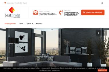 BestProfit Nieruchomosci - Agencja nieruchomości Słupsk