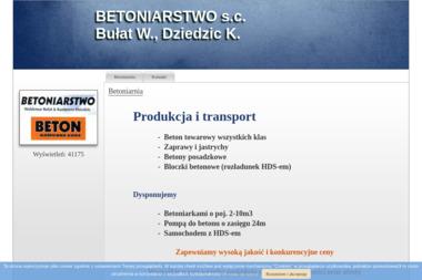 BETONIARSTWO - Firma Budująca Domy Kamienna Góra