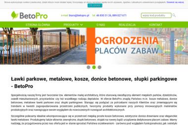 BetoPro - Architekt Łowicz