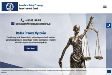 Bezpieczna Kancelaria - Agencja ochrony Kraków