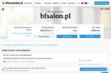 BF Salon Kosmetyczny - Usługi kosmetyczne i fryzjerskie Bydgoszcz
