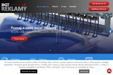 BGT Reklamy Beata Gaffke - Kosze prezentowe Gdynia