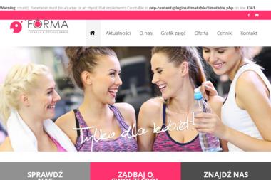 FORMA - Klub fitness - Trener personalny Biała Podlaska