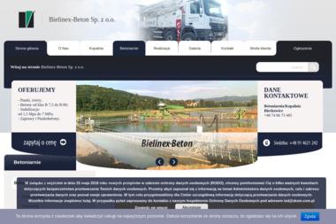 Bielinex Beton Sp. z o.o. - Skład budowlany Piotrków Trybunalski