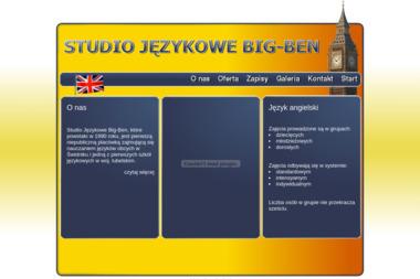 Studio Językowe Big Ben Grzegorz Pietrzyk - Szkoła językowa Świdnik