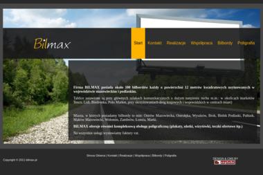 Bilmax Sebastian Szydlik - Firma Marketingowa Ostrów Mazowiecka