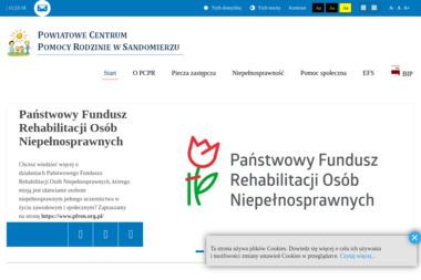 Powiatowe Centrum Pomocy Rodzinie - Pomoc domowa Sandomierz