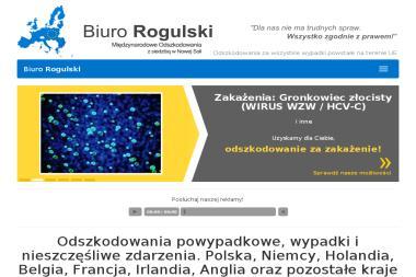 Biuro Rogulski - Europejskie Centrum Odszkodowań - Ubezpieczenia na życie Nowa Sól