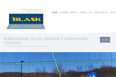 Blask Roman Stanisławski. Sprzątanie biur, sprzątanie magazynów - Pranie Kanapy Gdańsk