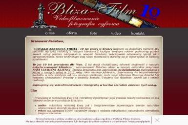 Bliza-Film - Wideofilmowanie Rumia