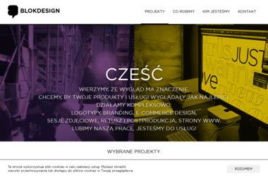 Blok Design Dominik Blok - Drukarnia Wrząsowice