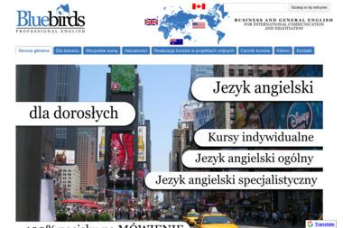 Bluebirds Linguistic Solutions - Tłumacze Krapkowice