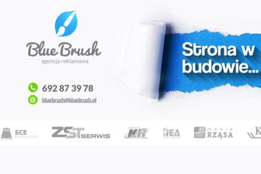 Rafał Skop Agencja Reklamowa Blue Brush - Usługi Reklamowe Wołów