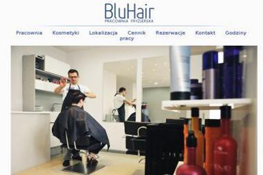 BluHair Daniel Kozłowski - Stylista Gdańsk