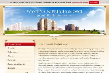 Bartłomiej Bochnak Wycena Nieruchomości - Agencja nieruchomości Rabka-Zdrój
