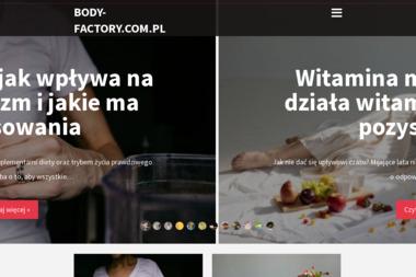 Body Factory - fitness, siłownia - Trener Personalny Konstancin-Jeziorna