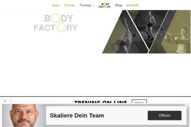 Body Factory - Siłownia Katowice