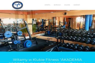 Fitness Klub Body Fan - Trener Osobisty Ząbki