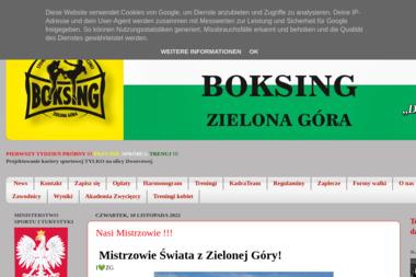 Stowarzyszenie Kultury Fizycznej Boksing Zielona Góra - Joga Zielona Góra