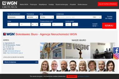 Biuro nieruchomości WGN - Agencja nieruchomości Bolesławiec