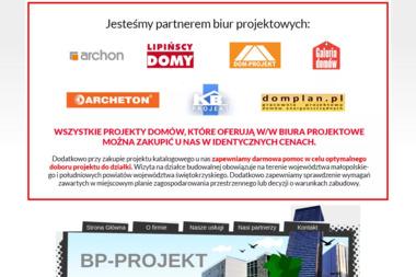 BP-PROJEKT - Projektant Domów Brzesko