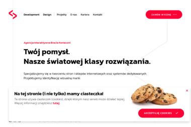 Bracia Konieczni - Reklama Łask