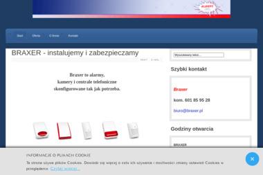 Braxer Kazimierz Kiser - Agencja ochrony Czechowice-Dziedzice