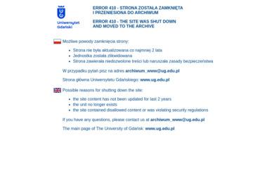 British Centre Studium Uniwersytetu Gdańskiego - Szkoła Językowa Gdańsk