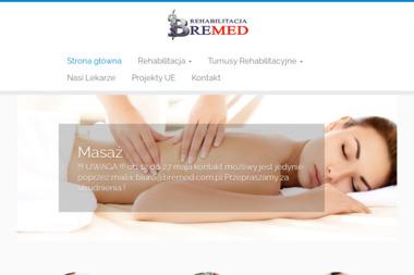 Centrum Rehabilitacji BREMED - Psycholog Brzeziny