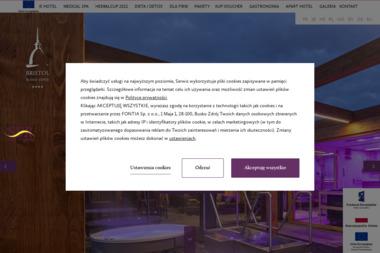 BRISTOL **** ART & Medical SPA - Sanatoria, uzdrowiska Busko-Zdrój