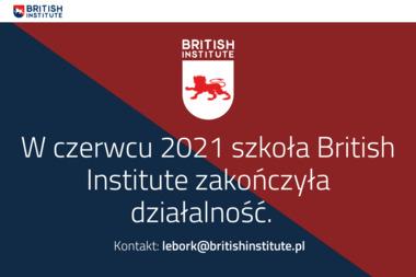 British Institute. Szkoła Języków Obcych - Szkoła językowa Słupsk