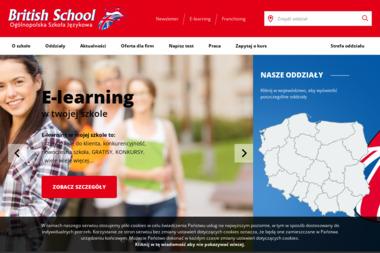 British School Szkoła Języków Obcych - Nauka i edukacja Bydgoszcz