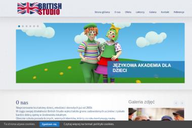 British Studio Sosnowska Aneta - Nauczyciele angielskiego Łuków