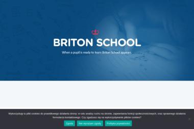 Natalia Śliwińska Briton School - Nauczyciele angielskiego Bojano