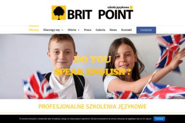 Szkoła Języka Angielskiego Brit Point - Nauczyciele angielskiego Mrągowo
