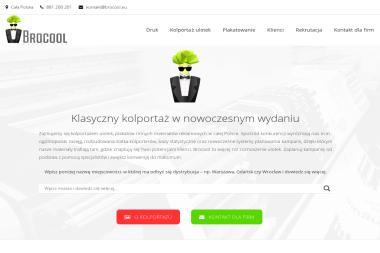 Brocool Agencja Reklamowa Kolportaż i Plakatowanie - Marketing Sopot